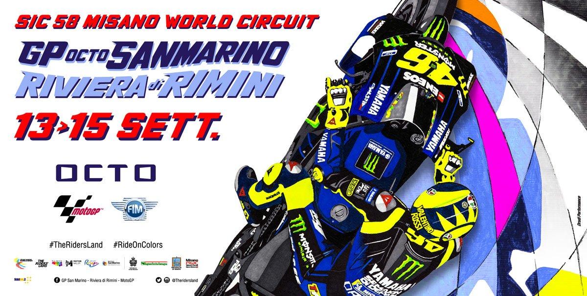 MotoGP 2019 Misano Adriatico