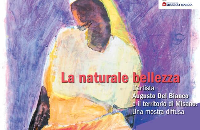 Mostra di Augusto del Bianco a Misano Adriatico
