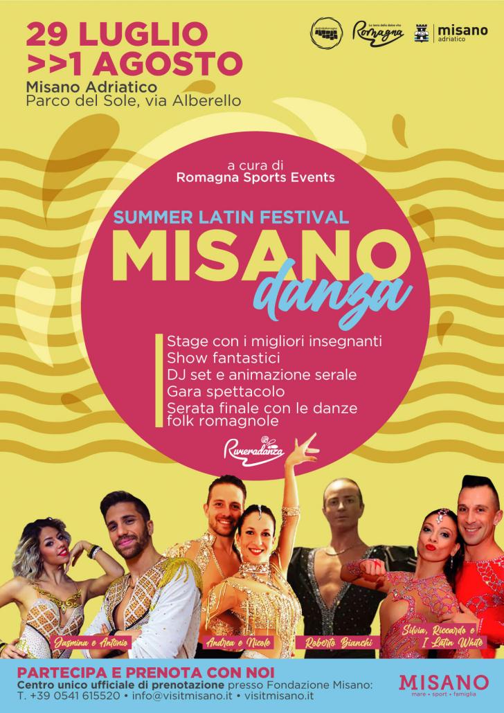 Summer Latin Festival a Misano Adriatico